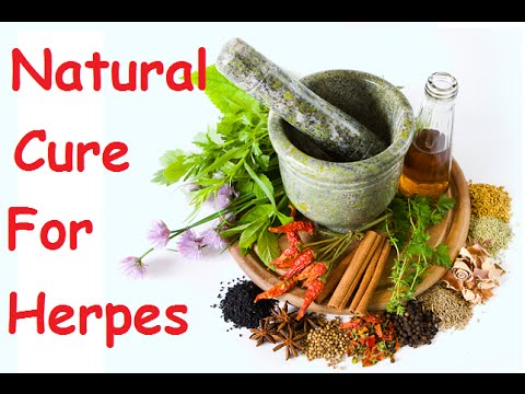 Effective Holistic Treatment for Herpes